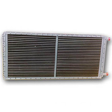 Fin Evaporator for Cooling